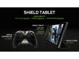 Bild: Nvidia Shield Tablet: Mit dem Tegra K1-Chip soll die Spielegrafik überzeugen.