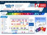 Bild: Olympische Winterspiele 2014 in Sotschi - im Fernsehen oder übers Internet ist man live dabei.