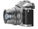 Bild: Die OM-D E-M10 vereint Bauteile der E-M5 und E-M1.