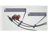 Bild: Ein Physiker empfiehlt die Verbindung der Kopfhörer.
