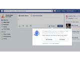 Bild: Posts sind in Facebook standardmäßig nur noch für Freunde sichtbar.