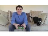 Bild: Raymond Cox ist der Xbox-Spieler mit dem höchsten Gamerscore der Welt