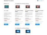 Bild: Sämtliche aktualisierte MacBook-Modelle sind ab sofort verfügbar.