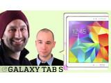Bild: Samsung Galaxy S in der Sprechstunde. Wir stellen uns euren Fragen und Vergleichen Das tablet mit dem iPad Air.