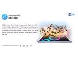Bild: Samsung Music wird zum 1. Juli eingestellt.