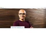 Bild: Satya Nadella - der neue Chef bei Microsoft.