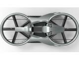 Bild: Schwebt über den Boden: das Hoverbike Aero-X.