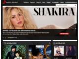 Bild: Shakira gehört zu den Künstlern, die Sony Music vertritt.