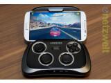 Bild: Soll Smartphones und Tablet-PCs zum Handheld machen - das Samsung GamePad EI-GP20.