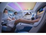 Bild: So entspannt könnte die Autofahrt der Zukunft aussehen.