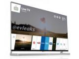 Bild: So soll LGs erster Fernseher mit webOS aussehen.