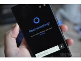 Bild: So soll Microsofts Sprachassistent Cortana aussehen.