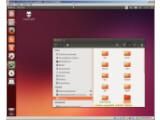 """Bild: Auch so kann Ubuntu aussehen – traditioneller und schlanker, dank der Desktop-Alternative """"LXDE"""", die Sie über das Software Center einrichten können."""