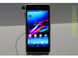 Bild: Das Sony Xperia Z1 Compact ist eine kompaktere Variante des Xperia Z1.