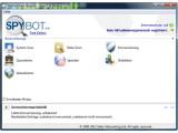 Bild: Spybot Search & Destroy spürt Spy- und Adware auf und entfernt diese vom Rechner.