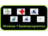 Bild: Wir stellen in diesem Artikel Windows 7 Systemprogramme vor, mit denen Sie Ihre Daten vor Datenverlust schützen können.