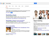 Bild: Die Suchergebnisse bei Google. Locker und übersichtlich aufgebaut.