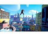 Bild: Bei Sunset Overdrive ist vor allen Dingen die Bewegungsfreiheit des Spielers wichtig.