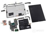 Bild: Das Surface Pro 3 lässt sich nur sehr schwer reparieren. Zu diesem Urteil kommen die Experten von iFixit - und vergeben nur 1 von 10 Punkten.