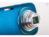 Bild: Im Test der Kamera-Hybride Galaxy K zoom von Samsung.