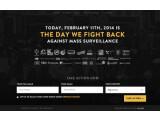 """Bild: """"The Day We Fight Back"""" will ein Zeichen setzen gegen die Überwachung durch die NSA."""