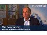 Bild: Tim Berners-Lee: Online-Magna Charta gefordert.