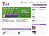 Bild: Tor Project: Über dieses Netzwerk surfen Nutzer anonym im Netz.
