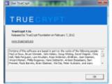 Bild: TrueCrypt verschlüsselt Ihre Festplatte oder selektiv Ihre vertraulichen Daten.