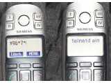Bild: Über Kurzwahltasten aktivieren und deaktivieren Sie Funktionen wie WLAN oder Telefonkonferenzen binnen Sekunden.
