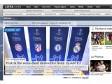 Bild: Die UEFA überträgt ab 12 Uhr live die Auslosung des Champions League Halbfinale.