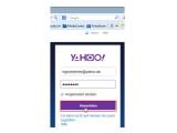 Bild: Unterschiedlichste Login-Fenster verlangen von uns ein Passwort und eine E-Mail-Adresse.