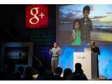 Bild: Verlässt Google nach fast acht Jahren: Google Plus-Chef Vic Gundotra (links).