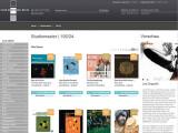 Bild: Auf der Website von Hires Audio können Nutzer nach Genre oder sogar Auflösung suchen. Das Klassik-Angebot ist dünn.