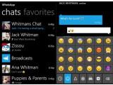 Bild: WhatsApp steht derzeit nicht für Windows Phone zum Download bereit.