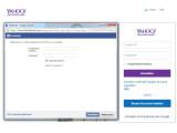Bild: Yahoo Mail lässt sich demnächst nur noch mit einer Yahoo-ID nutzen.