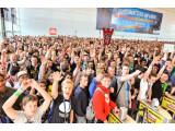 Bild: Auch zukünftig wird die gamescom in den Hallen der Koelnmesse stattfinden.