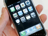 Bild: iPhone: Von Haus aus mit AT&T-Fessel
