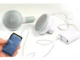 Bild: Oft gesehen, nur noch nicht so groß: iPod-Speaker Fred 500 XL
