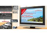 Bild: Wie im Kino: Ein 32-Zoll-LCD-TV kostet bei Aldi-Süd 549 Euro.