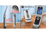 Bild: Ein Klapphandy von Motorola gibt es bei Aldi-Süd für 99,90 Euro.