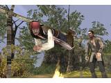 Bild: Auch im Spiel nimmt Käpt'n Sparrow vieles mit Humor.