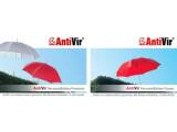 Bild: AntiVir Premium: Ein Schirm mehr auf dem Schirm.