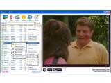 Bild: AnyTV: Links die Sender, rechts das Bild.