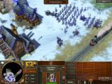 Bild: Das Einheitenmanagement ist vorbildlich: Gemischte Truppenverbände marschieren im Gleichschritt, Fernkämpfer und Kanoniere automatisch in den hinteren Reihen