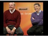 Bild: Steve Ballmer und Bill Gates: Windows Vista aufs Abstellgleis?