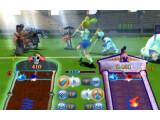 Bild: Zwei Bands im Match - optisch erinnert das Spiel stark an die Konkurrenz.