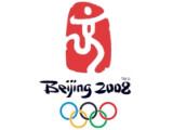 Bild: Mit Logo, ohne freies Internet: Die Olympischen Spiele in Peking.