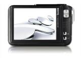 Bild: Der Touchscreen auf der Rückseite der BenQ T850 lässt keinen Platz für viele Knöpfe.