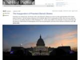 Bild: Das Capitol im Morgengrauen: Screenshot der Foto-Galerie auf der Seite boston.com.