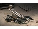 Bild: Ein iRobot mit der Ausrüstung zur Kampfmittelbeseitigung.